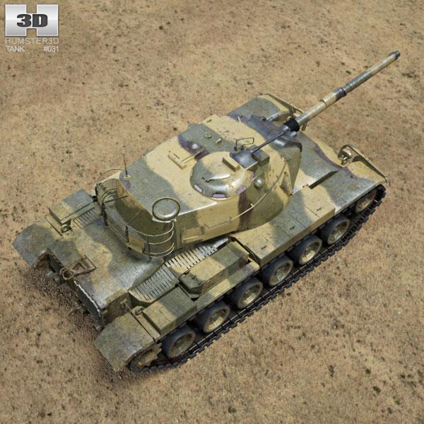 Модель поставляется в нескольких вариантах детализации, в комплекте есть все текстуры