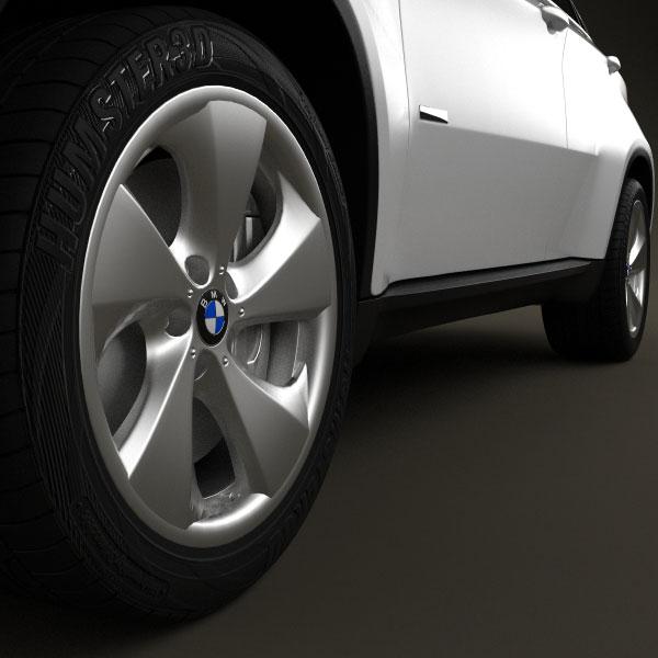 Bmw X6 Video Review: BMW X6 2011 3D Model