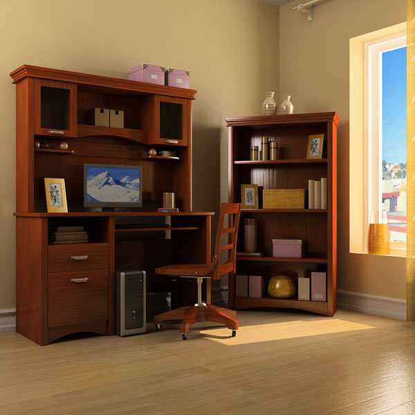 Home WorkPlace Set 02 3d model