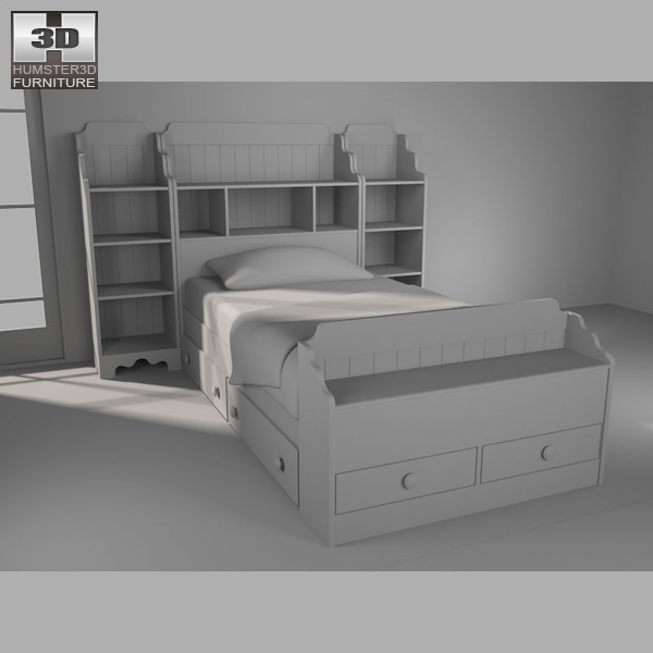 Bedroom Furniture 13 Set 3d Model Hum3d