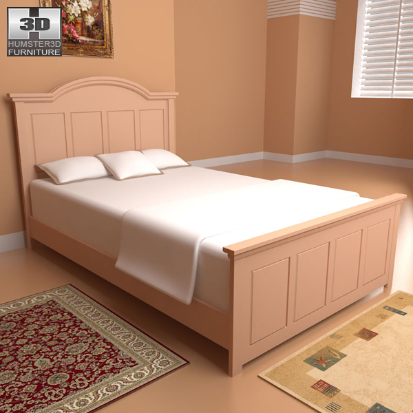 Bedroom Furniture 18 Set 3d Model Hum3d
