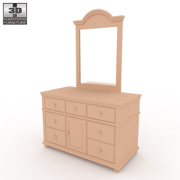 Bedroom Furniture 18 Set 3d Model Hum3d