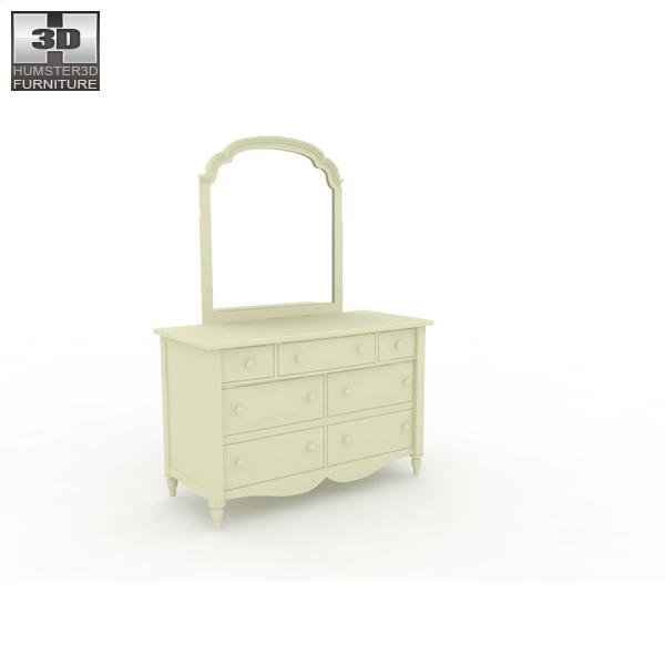 Bedroom Furniture 19 Set 3d Model Hum3d