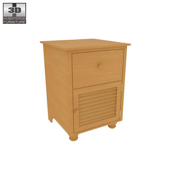 Bedroom Furniture 20 Set 3d Model Hum3d