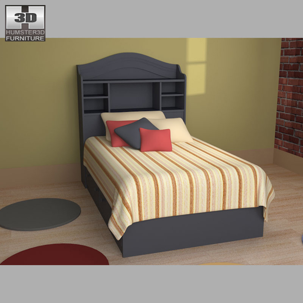 Bedroom Furniture 21 Set 3d Model Hum3d