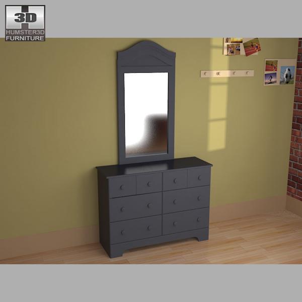 Bedroom Furniture 21 Set 3d Model Hum3d