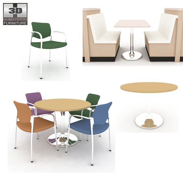 Restaurant dining room furniture