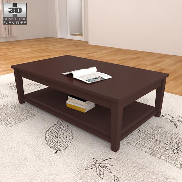 Living Room Furniture 07 Set 3d Model Hum3d