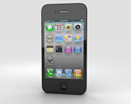 Apple iPhone 4 3D model