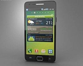 Samsung Galaxy S2 3D model
