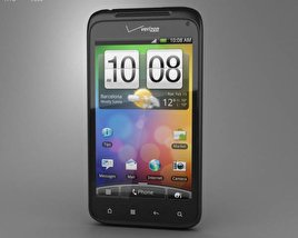 HTC Droid Incredible 2 3D model