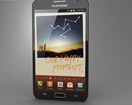 Samsung Galaxy Note 3D model