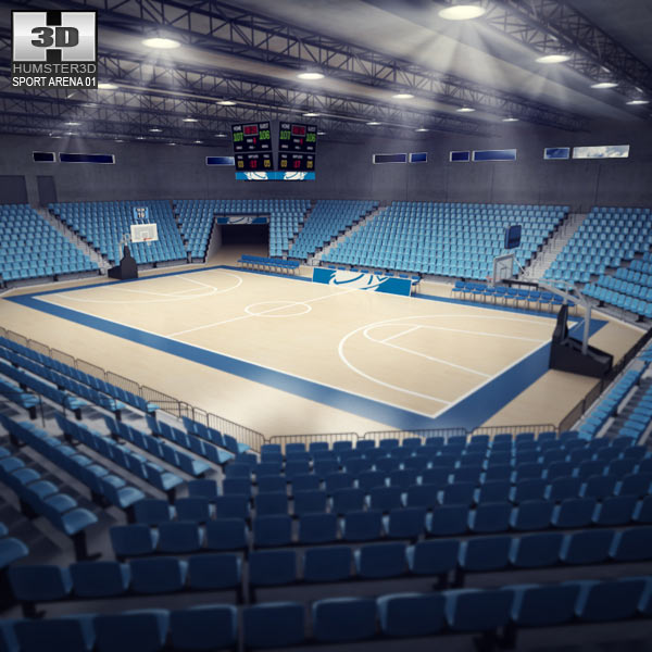 Arena 3d Models Buy And Download In 3ds Max Obj C4d Hum3d Store
