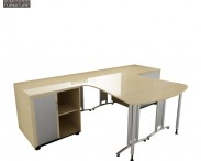Office Set 26 3d model