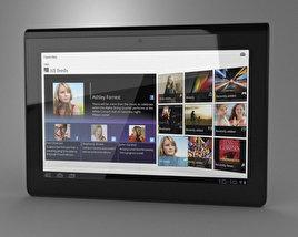 Sony Tablet S 3D model