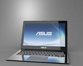 Asus Zenbook UX31 3D model