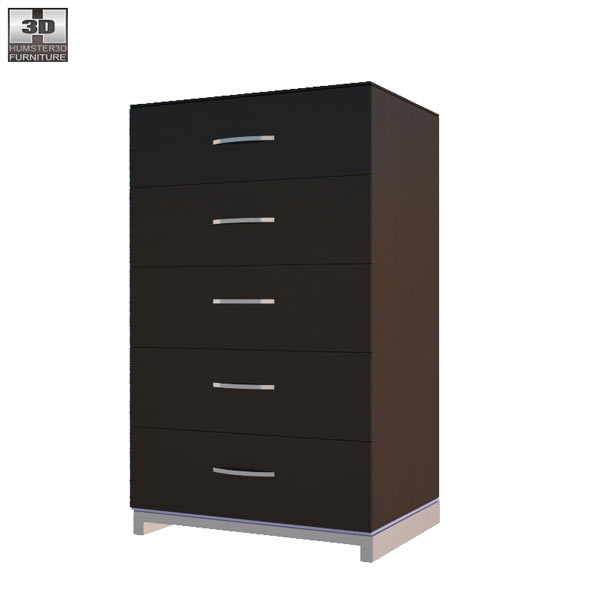 Bedroom furniture 26 set 3d model hum3d for Best rated bedroom furniture