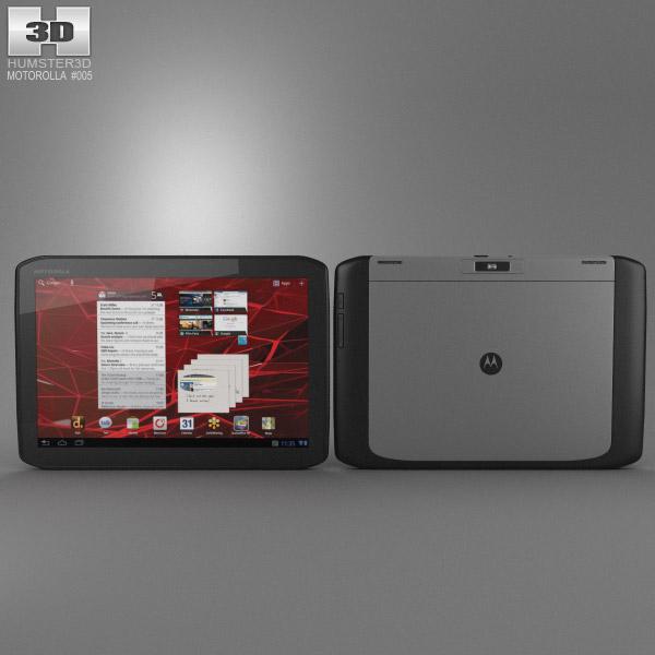 Motorola Xoom 2 3d model