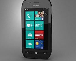 Nokia Lumia 710 3D model