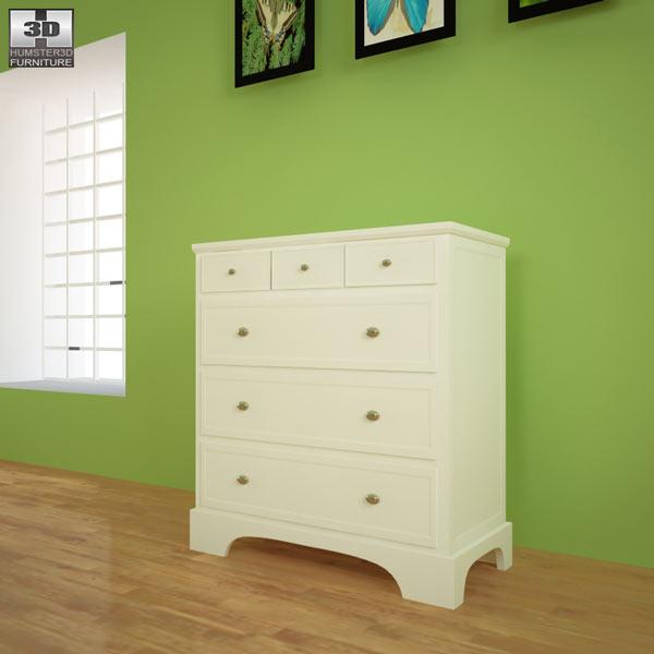 Bedroom Furniture 28 Set 3d Model Hum3d