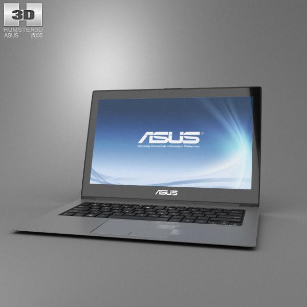 Asus Zenbook Prime UX31A 3d model