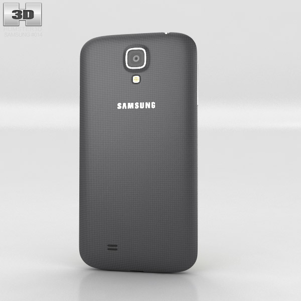 Samsung Galaxy S4 3d model