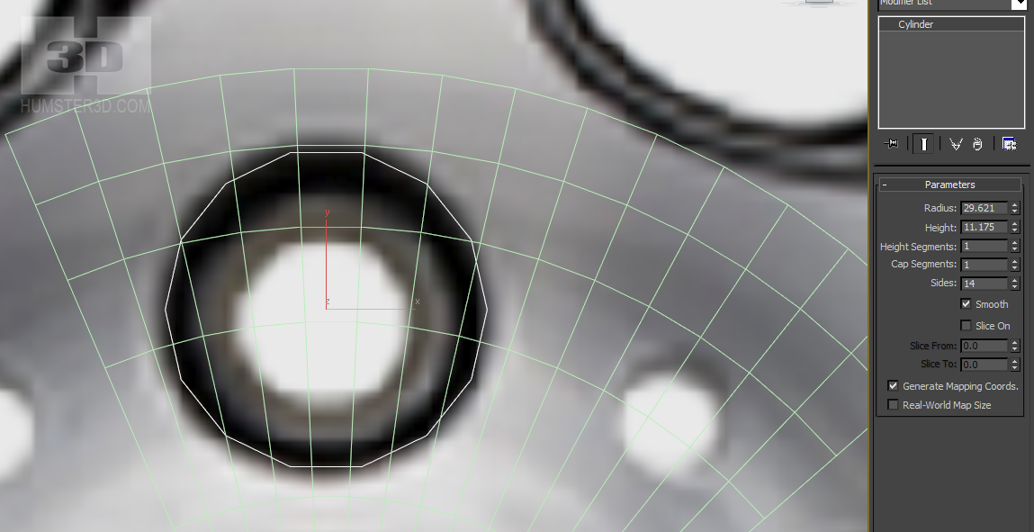 how to create a black hole in 3ds max
