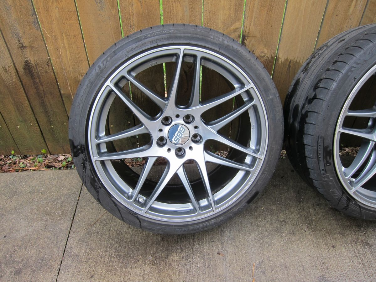 suitable rim - BBS CX-R