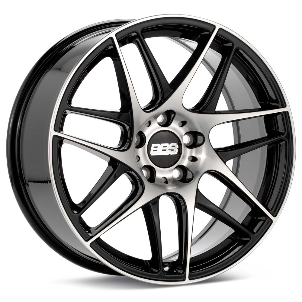 BBS CX-R rim blueprint