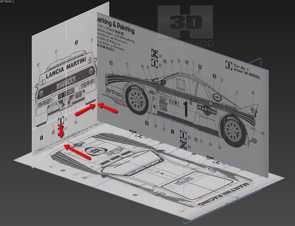 car modeling tutorial part 6