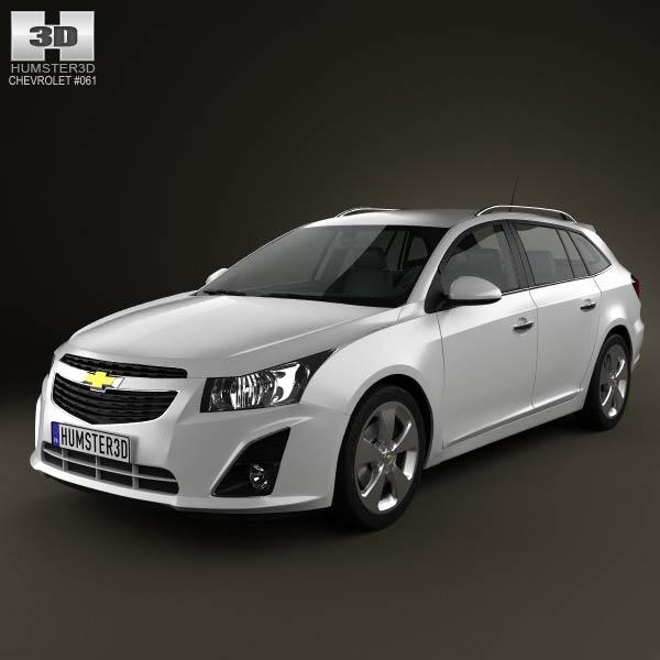 Chevrolet Cruze wagon 2012