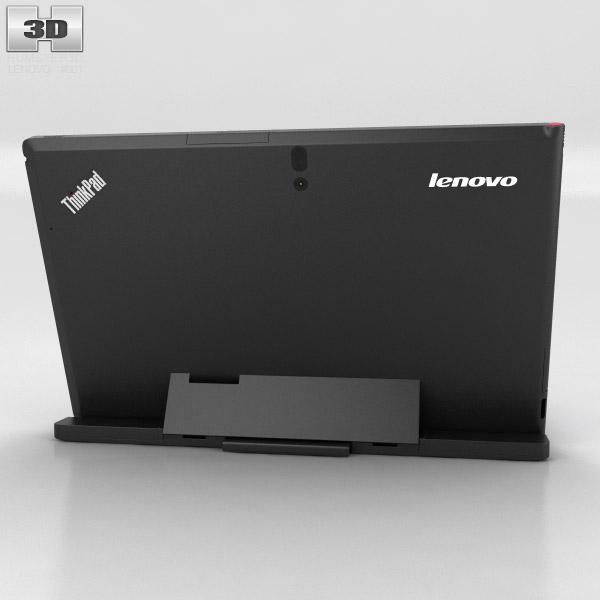 Lenovo ThinkPad Tablet 2 3d model
