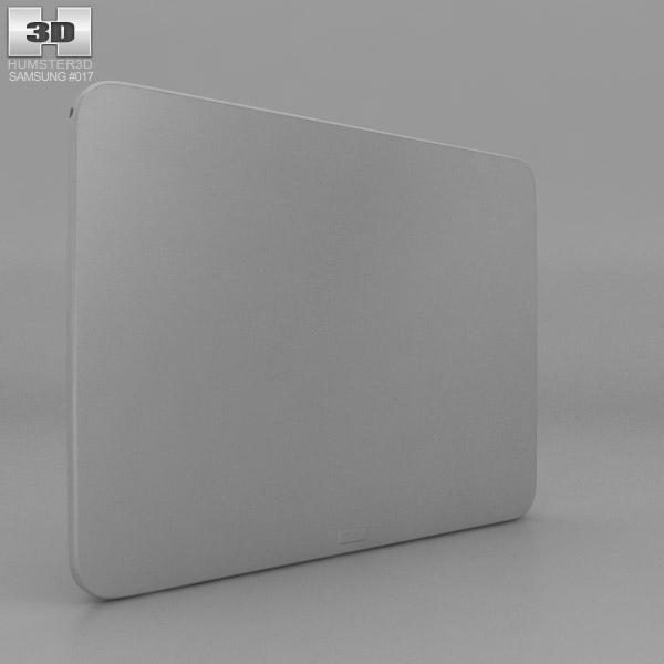 Samsung Galaxy Tab 3 101 Inch Black 3D Model