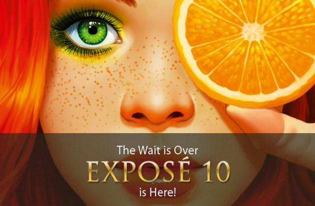 expose 10