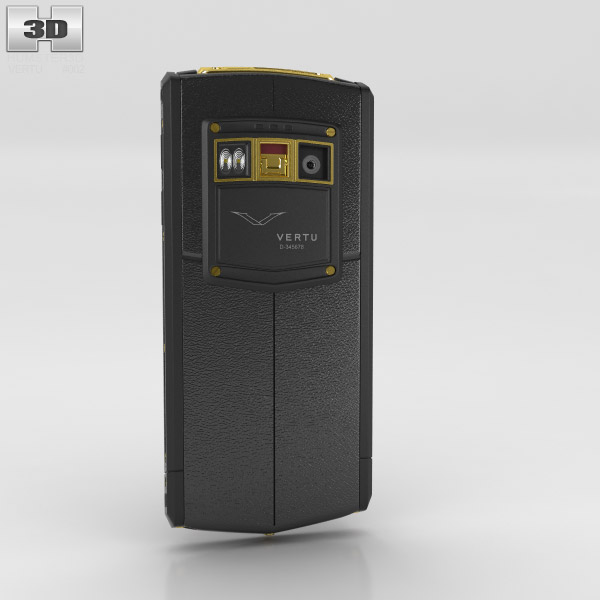 Vertu Ti 3d model
