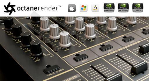 OctaneRender 1.2