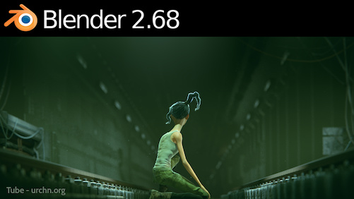 Blender 2.68 final version