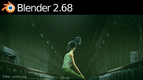 Blender 2.68 final version