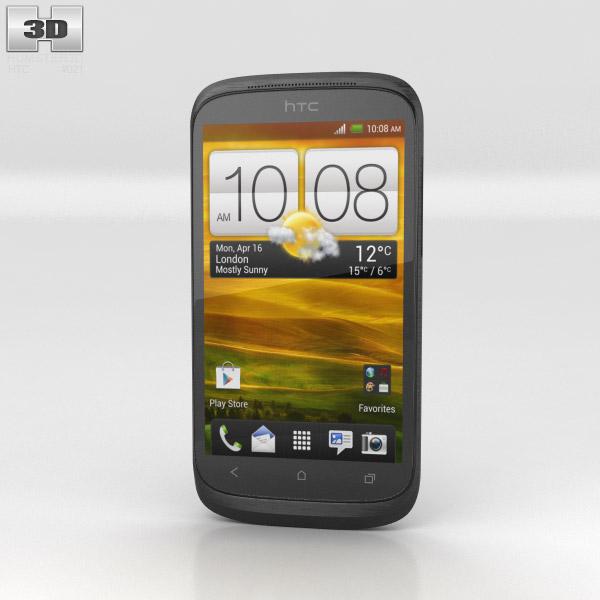 HTC Desire X 3d model