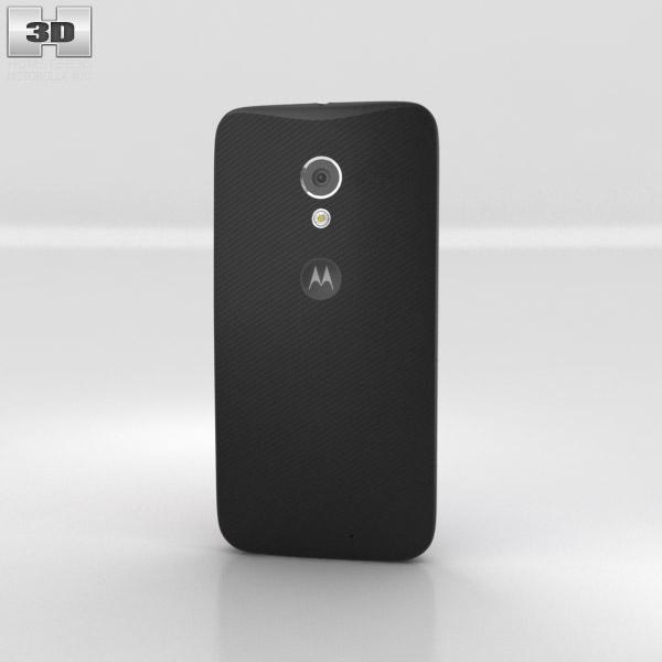 Motorola Moto X 3d model