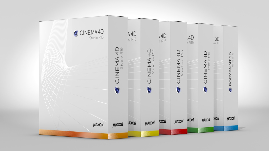 The release of Cinema 4D R15