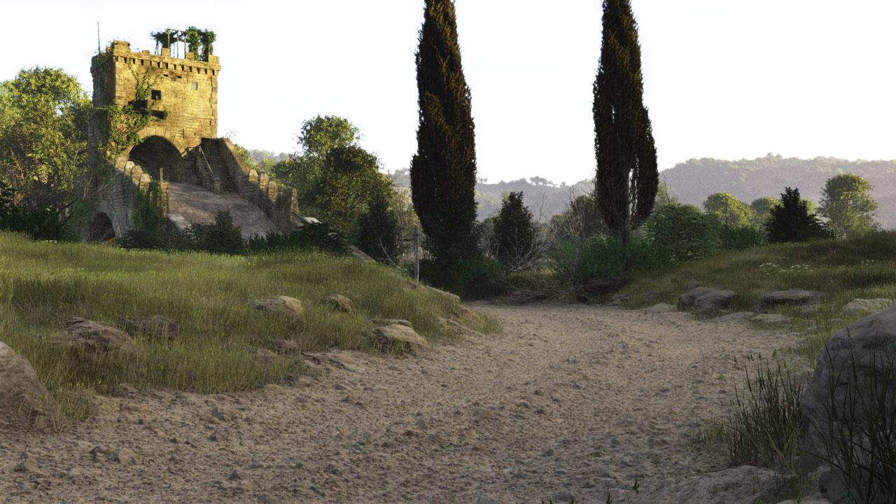 Terragen 3 has been released