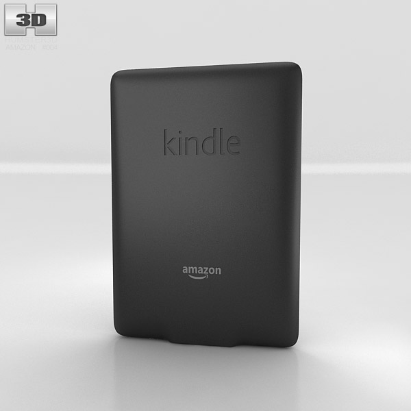 Amazon Kindle Paperwhite 3d model