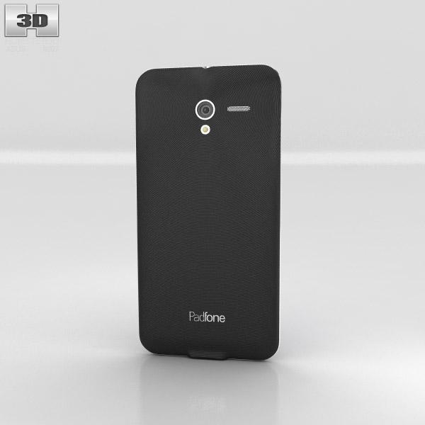 Asus PadFone 2 3d model