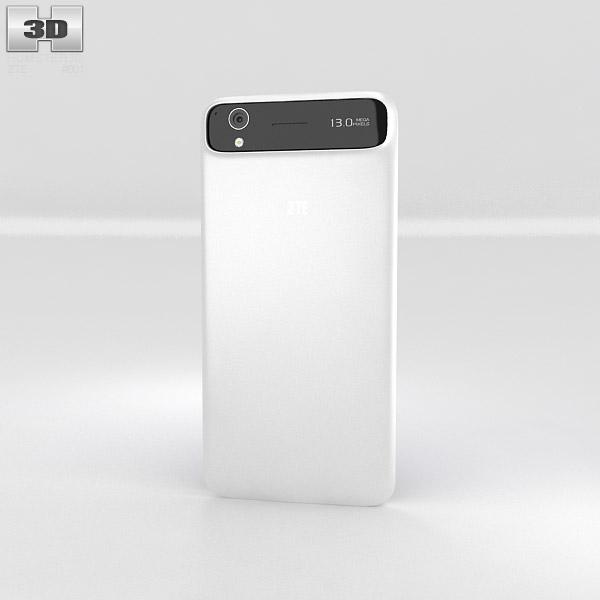 ZTE Grand S 3d model