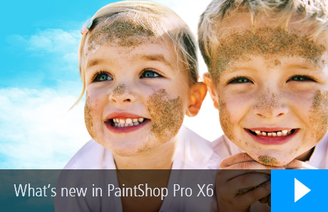 Corel® PaintShop® Pro X6 Ultimate