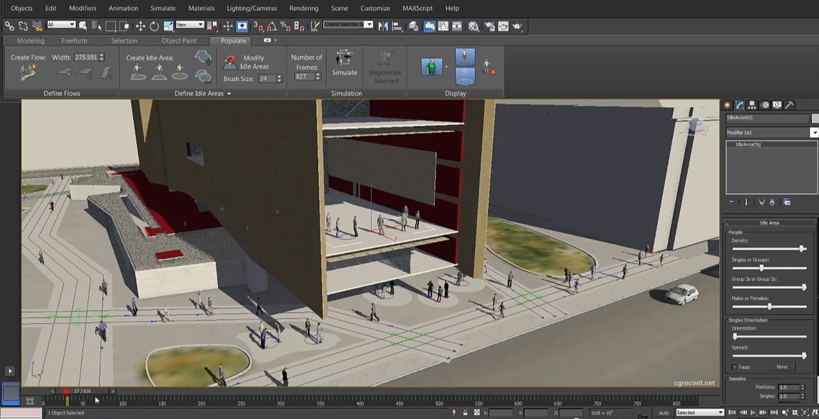 Autodesk 3ds Max 2014 Extension