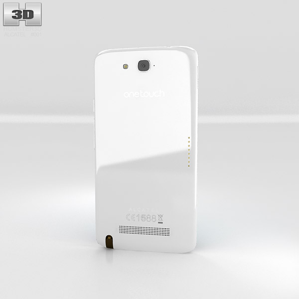 Alcatel One Touch Hero 3d model