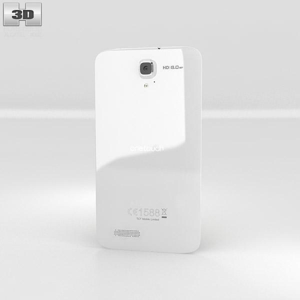 Alcatel One Touch Scribe HD 3d model