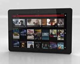 Amazon Kindle Fire HDX 8.9 inches 3D model
